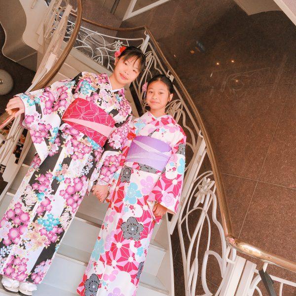 祇園店の着物レンタルお客様ギャラリー|可愛いお客様が♡