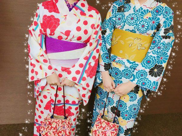 祇園で着物レンタルなら京なでしこ|オープンから1ヶ月が経ちました