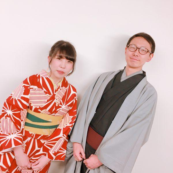 祇園店 2月6日本日の着物レンタルのお客様です^^