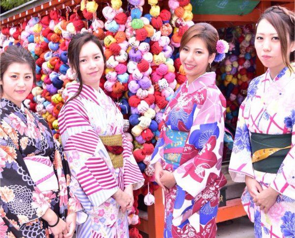 祇園で着物レンタルなら京なでしこ|いよいよ明日オープン!!