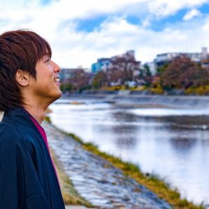 祇園で着物レンタル|MEN'S 着物について